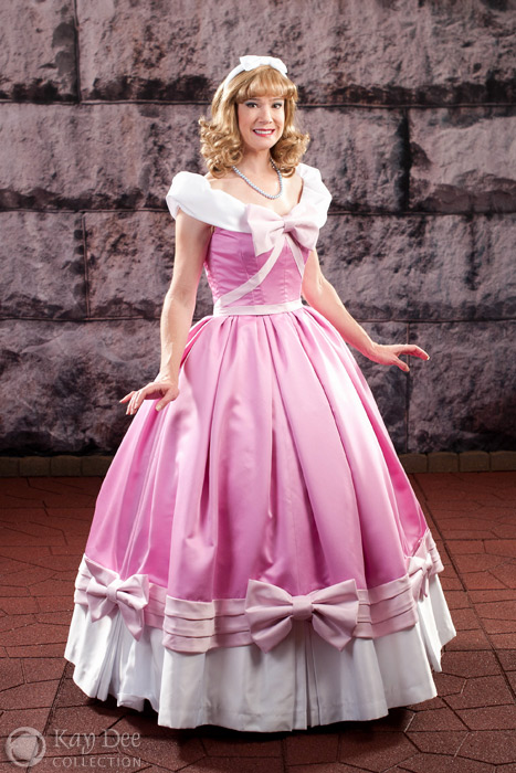 Cinderella's Pink Dress by Kay-Dee